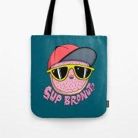 Bronut Tote Bag