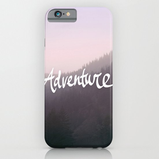 Wild Adventure iPhone & iPod Case