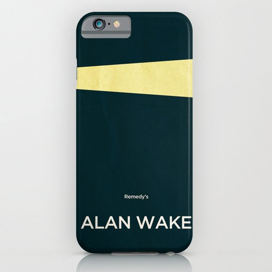 Remedy's Alan Wake iPhone & iPod Case