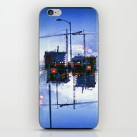 America Ducking The Ques… iPhone & iPod Skin