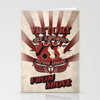 Flying Legion Stationery Cards