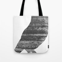 Owl (The Living Things S… Tote Bag