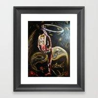 Alegria! Alegria! Alegri… Framed Art Print