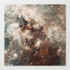 Cloud Galaxy Canvas Print