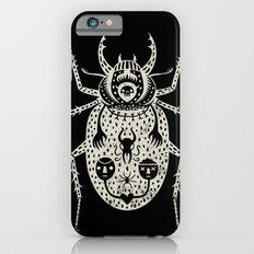 Diaboli Scarabæus - The Devil's Beetle iPhone 6s Slim Case