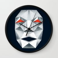 Star Fox Andross Lylat L… Wall Clock