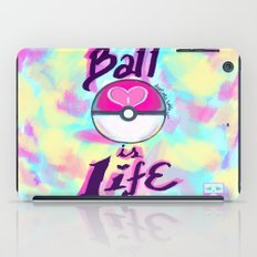 Pokeball is Life iPad Case