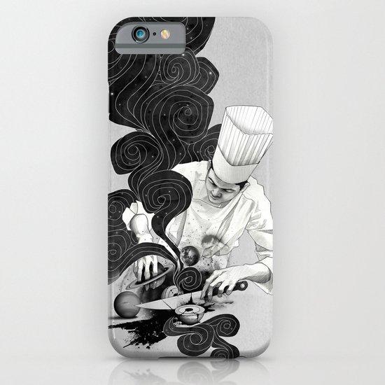 Galactic Chef iPhone & iPod Case