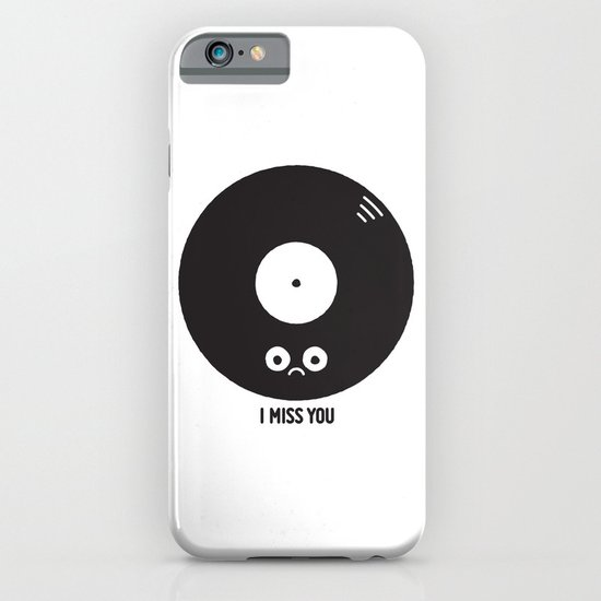 For the Record iPhone & iPod Case