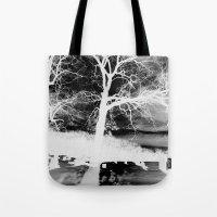 Haunted Tote Bag