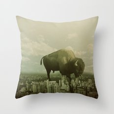 Marvin III Throw Pillow