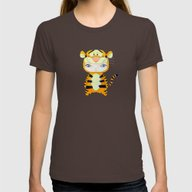 T-shirt featuring A Boy - Tigger by Christophe Chiozzi