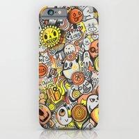 Pencil People iPhone 6 Slim Case