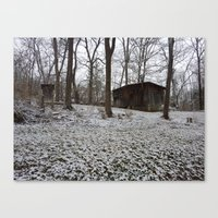 OLDCABIN Canvas Print
