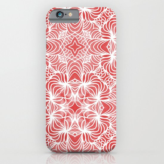 Coral Waves iPhone & iPod Case