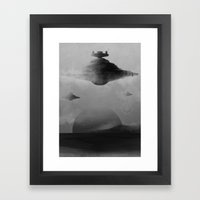 Seek And Destroy Framed Art Print