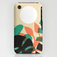 Jungle Sun #1 iPhone (3g, 3gs) Slim Case