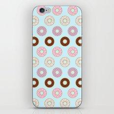 Doughnut Polka iPhone & iPod Skin