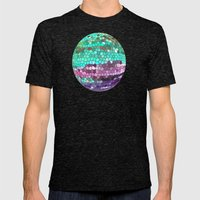 Morning has broken Mens Fitted Tee Tri-Black SMALL