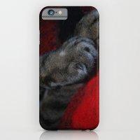 fuzzy feet iPhone 6 Slim Case