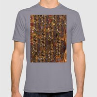 Pod Mens Fitted Tee Slate SMALL