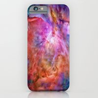 iPhone Cases featuring Nebula by Lena Photo Art