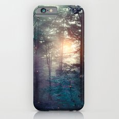 A Walk In The Forest iPhone 6 Slim Case