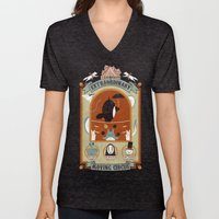 The Moving Circus Unisex V-Neck