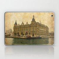 Haydarpasa Railway Station Laptop & iPad Skin