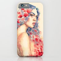 iPhone & iPod Case featuring Demeter by Veronika Weroni Vajdová
