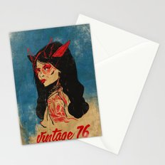 vintage 76 (wicked) Stationery Cards