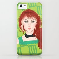 iPhone 5c Cases featuring Hayley #3 by attkcherry