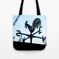 Which direction, please? Tote Bag