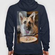 Coffee With The Pup Hoody
