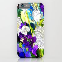 Forest Flowers 1 iPhone 6 Slim Case