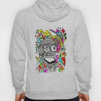 The Candy Skull Hoody