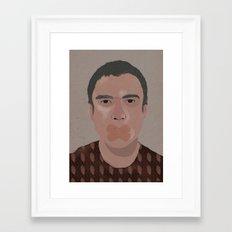 Silent II Framed Art Print