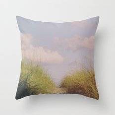 To the Shore Throw Pillow