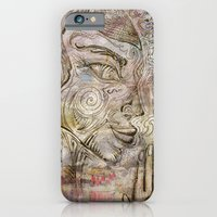 iPhone & iPod Case featuring Reflection on  'Second Hand Flood Newz' by ChiTreeSign