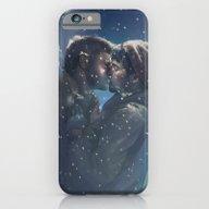 Winter Destiel iPhone 6 Slim Case