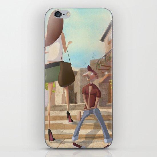 That Girl from Ipanema iPhone & iPod Skin