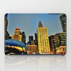 Chicago Bean iPad Case