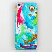 Le Aqua et Passion iPhone & iPod Skin