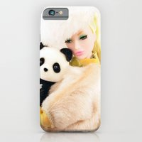 iPhone & iPod Case featuring WILD FOR LOVE  by tinyfrockshop