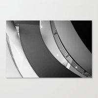Getty Abstract No.4 Canvas Print
