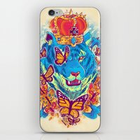The Siberian Monarch iPhone & iPod Skin