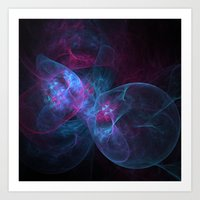 Ethereal One Art Print