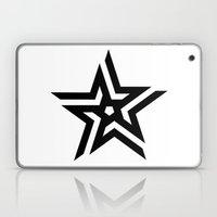 Untitled Star Laptop & iPad Skin