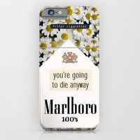 Going To Die Anyway. iPhone 6 Slim Case