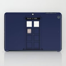 It's The Tardis iPad Case